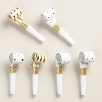 New Year's Party Blowers 6 Pack