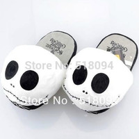 The Nightmare Before Christmas Jack Plush Slippers