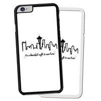 Grey's Anatomy It's a beautiful  case iphone samsung ipod ipad