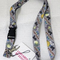 Totoro Lanyard Special Design Limited Quantity