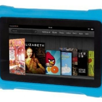 Marware Swurve Kid Proof Case for Kindle Fire, Blue (will not fit HD or HDX models)