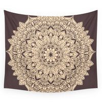 Society6 Mandala 2 Wall Tapestry