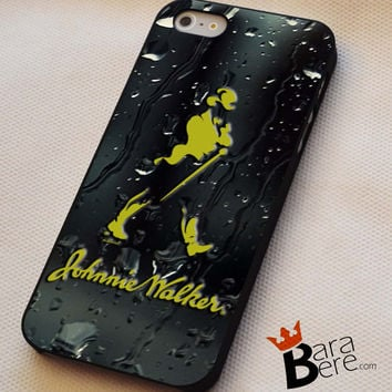 Johnnie Walker iPhone 4s iphone 5 iphone 5s iphone 6 case, Samsung s3 samsung s4 samsung s5 note 3 note 4 case, iPod 4 5 Case