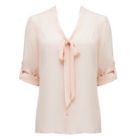 Paloma pussy bow blouse - Forever New
