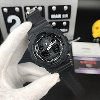 Fashion Casio GA100 watch g shock men and women Sport WristWatch brand luxury set LED digital Waterproof Quartz multi-function electronic high quality