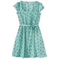 Xhilaration® Juniors Cap Sleeve Fit and Flare Dress - Assorted Colors