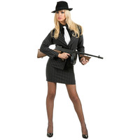 Gangster Moll 20s Costume