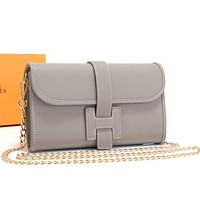 Hermes Hot Selling Classic Chain Bag Coin Purse Women Fashion Ladies One Shoulder Messenger Bag