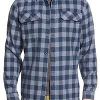 Men's Patagonia 'Fjord' Regular Fit Organic Cotton Flannel Shirt