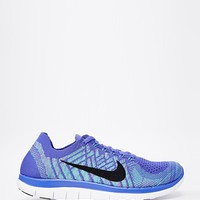 Nike Free 4.0 Flyknit Violet Trainers
