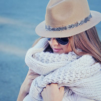The Fable Knit Scarf