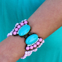 Swept Away Bracelet: Multi