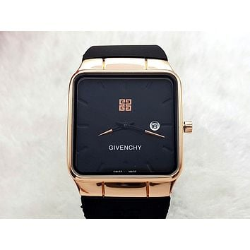 Givenchy 2019 new simple and stylish wild quartz watch 2