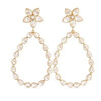 Stacy Crystal Chandelier Earring