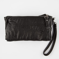 Rvca Change To Come Wallet Black One Size For Women 26208610001