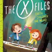 The X-Files: Earth Children Are Weird Picture Book