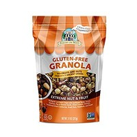 Bakery On Main Gluten-Free, Non GMO Granola, Extreme Nut & Fruit, 11 Ounce (Pack of 6)