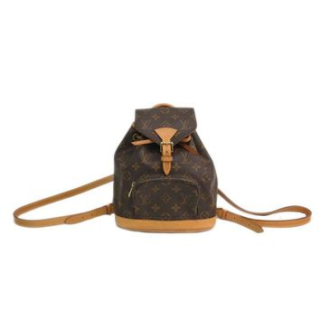 Pre-owned Louis Vuitton Mini Montsouris Backpack