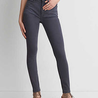 AEO Denim X Super Hi-Rise Jegging , Gray