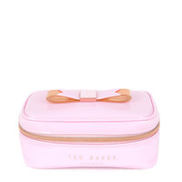 Bow jewellery case - Dusky Pink   Gifts for her   Ted Baker UK