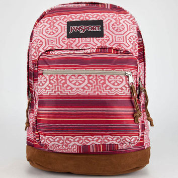 Jansport Right Pack World Collection China Backpack Red Tape Shanghai Sunset One Size For Men 23730130001