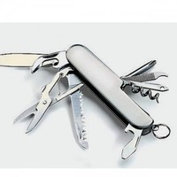 Personalized Pocket Knife with 9 Tools SS GiftOfHappiness.org