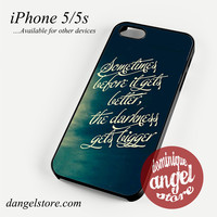 Fall Out Boy Quotes 8 Phone case for iPhone 4/4s/5/5c/5s/6/6 plus