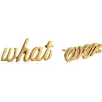 """kate spade new york """"Say Yes"""" What Ever Stud Earrings"""