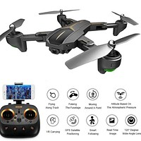 Ninja Dragons 5G GPS WiFi FPV RC Quadcopter Toy Drone with 5MP Camera and 15 minutes flight time