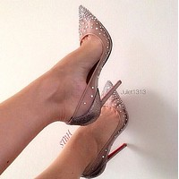 Christian Louboutin Fashion casual high heels-1