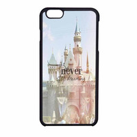 Disney Never Stop Dreaming iPhone 6 Case