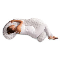 Boppy Slipcovered Total Body Pillow