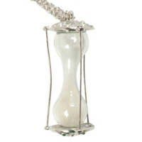 LOVEsick Hourglass Necklace