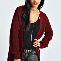 Beatrix Fisherman Boyfriend Cardigan