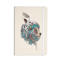"""Mat Miller """"Unbound Autonomy"""" Abstract Lion Everything Notebook"""