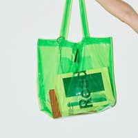 Large Vinyl Tote - Assembly New York