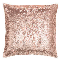 H&M Sequined Cushion Cover $12.99