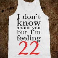 22 (Red) - Righteous