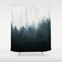 Stay Wild Shower Curtain by Tordis Kayma | Society6