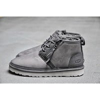 Men's UGG warm cotton shoes men's shoes new high quality-2264253440