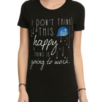 Disney Inside Out Sadness This Happy Thing Girls T-Shirt