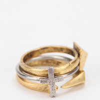 Stackable Ring - Set of 3