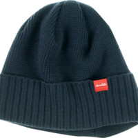 Chocolate Skateboards Red Square Loop Beanie Navy
