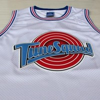 Michael Jordan 23 Tune Squad Movie NBA Jersey Basketball Jersey