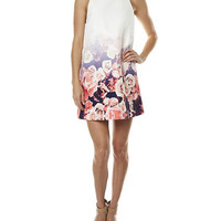 FINDERS KEEPERS SWEET NOTHING DRESS - OMBRE FLORAL