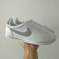 """""""Nike Cortez"""" Unisex Classic Casual Fashion Leather Running Shoes Couple Retro Sneakers"""