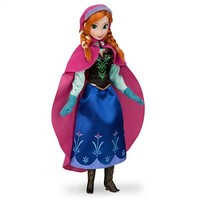 Frozen 12-inch Classic Anna Doll - Toys