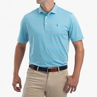 Johnnie-O - Smith Stripe Polo