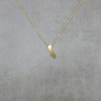 California State Gold Necklace