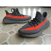 Adidas Yeezy 350 Boost V2 Orange 36-46